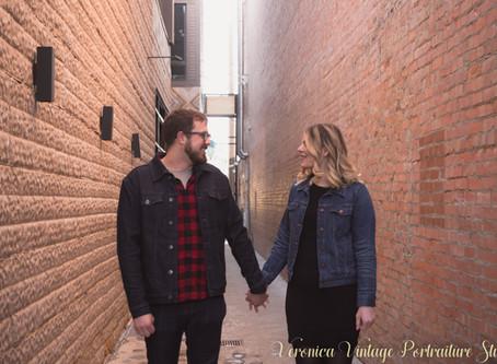 Elise & Nicholas | Beaumont Engagement Photographer