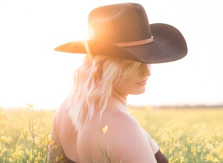 Sunset Canola | Edmonton Portrait Photographer