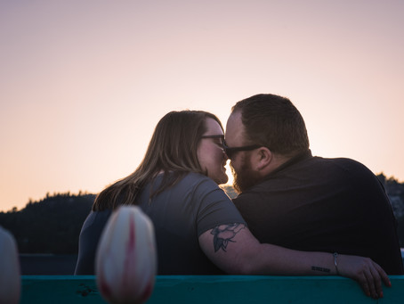 Matt and Shelby | Abbotsford Portrait Photographer