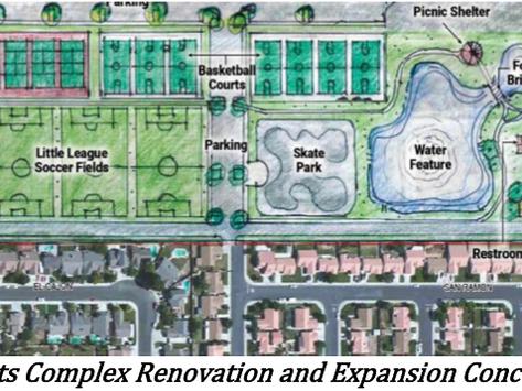Los Banos Moving Forward With Parks Master Plan
