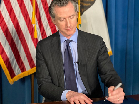 Gov. Newsom Reaches Deal: School Districts To Receive Incentive Money To Reopen By Deadline