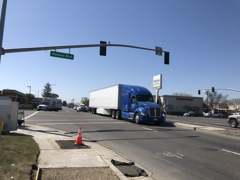 Fatal Vehicle Vs Pedestrian Traffic Collision