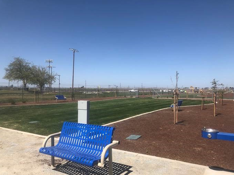 Los Banos Opening First Dog Park