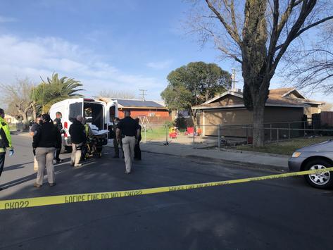 Los Banos Police Investigate Murder