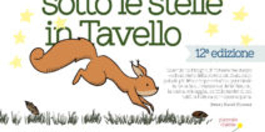 Camminata sotto le stelle in Tavello