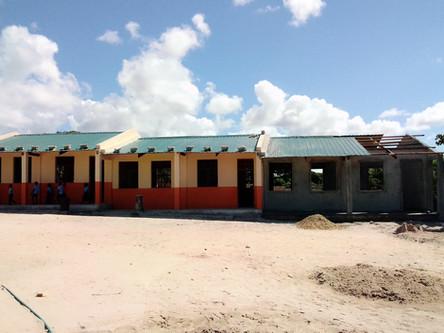Progetto scuola primaria al Centro ASEM di Inhajusse (Vilankulo).