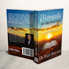 New Book: Moments of Inspiration