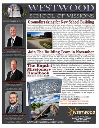Groundbreaking for New School Building
