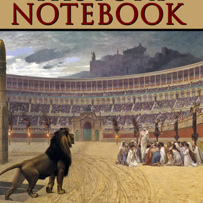 New Book! The Baptist History Notebook
