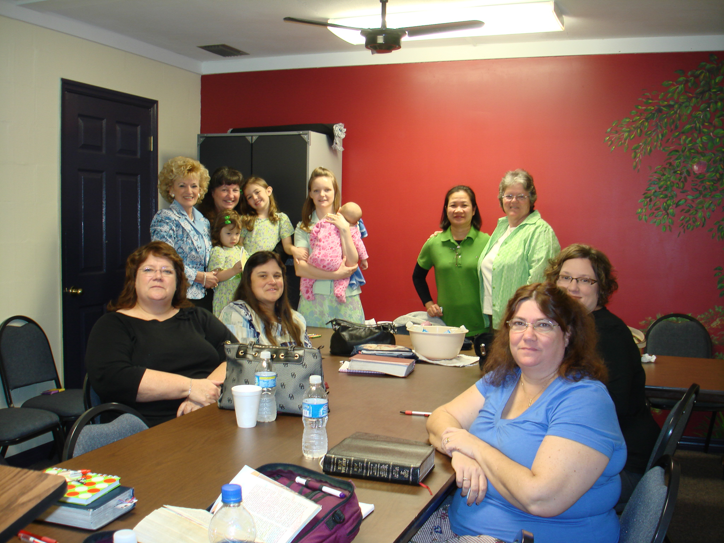 Missionary Wives Class