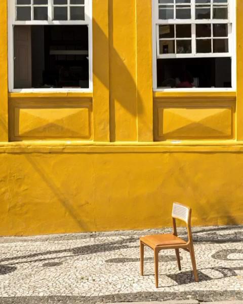 Conceito do Editorial para Oslo Design no Centro de Curitiba