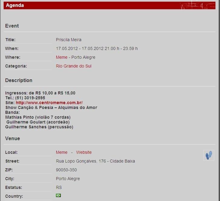 SL Revista Eletrônica :: 7 maio 2012