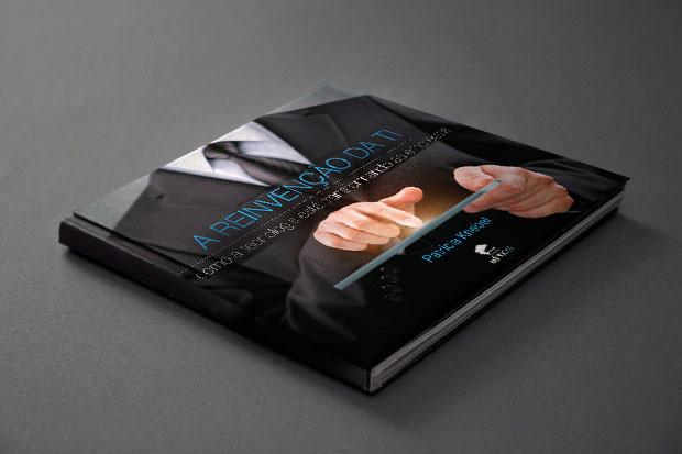 Livro A Reinvenção da TI - Patricia Knebel