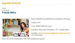 Porto Alegre Travel :: 3 maio 2012