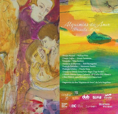 CD Alquimias do Amor