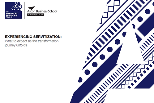 Experiencing Servitization Mini-Guide