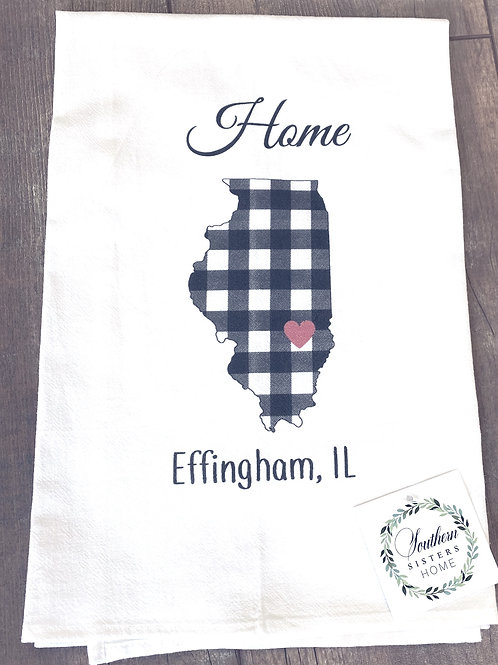 Home - Effingham, IL Towel