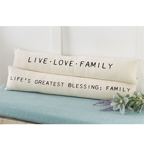 Family Long Pillows