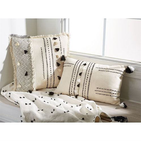 Tassel Pillow - Rectangle