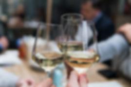 Wijnproeverij | Proosten