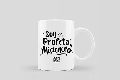 Mug FSA (Soy Profeta y Misionero)
