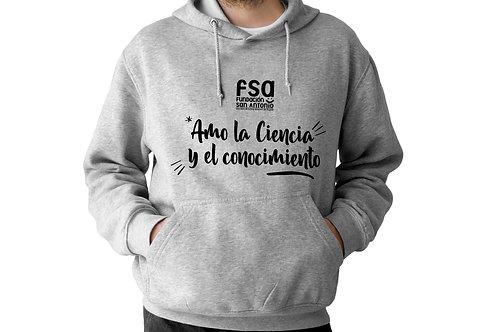 Buzo FSA (Amo la Ciencia y el Conocimiento)