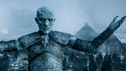 White Walkers: a warning letter from north of The Wall