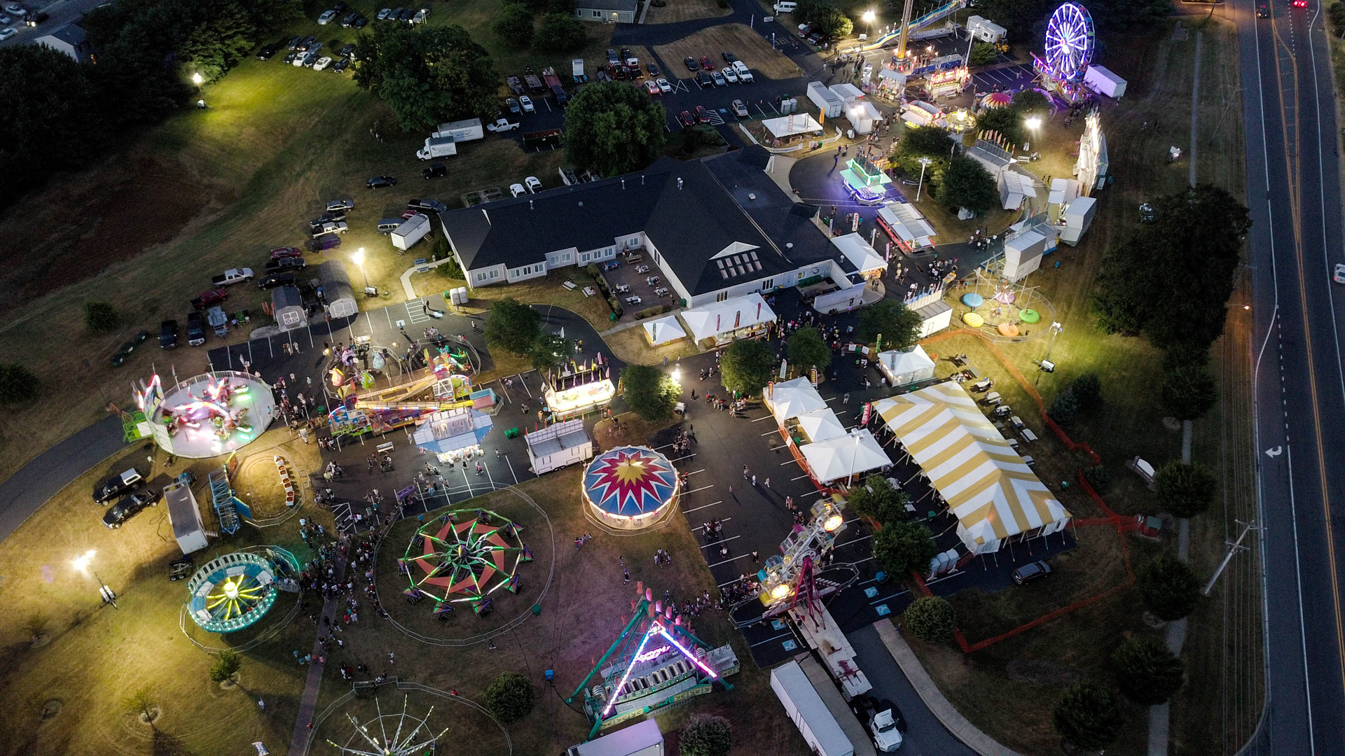 Saint Joseph's Church Carnival
