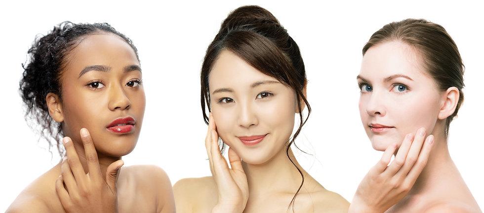 Développement de produits de beauté pour la peau, dermatologique, naturel, clean, vegan, innovation