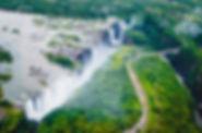Victoria Falls (Tokaleya Tonga: Mosi-oa-