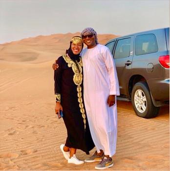 Anniversary Celebration in Dubai