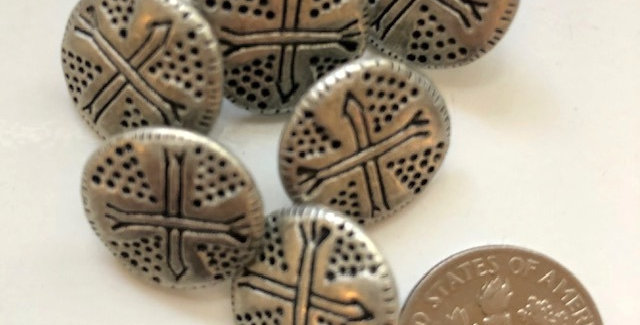 Italian Metal Buttons
