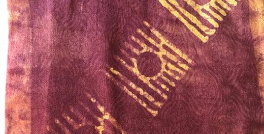 African Wax Batik
