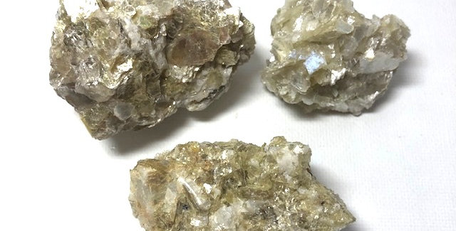Mica Clusters