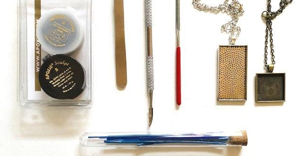 Mosaic Jewelry Kit