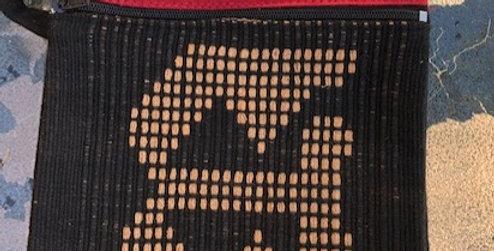 Hand Woven Bag in the Naga Tradition with Tarantula Motif