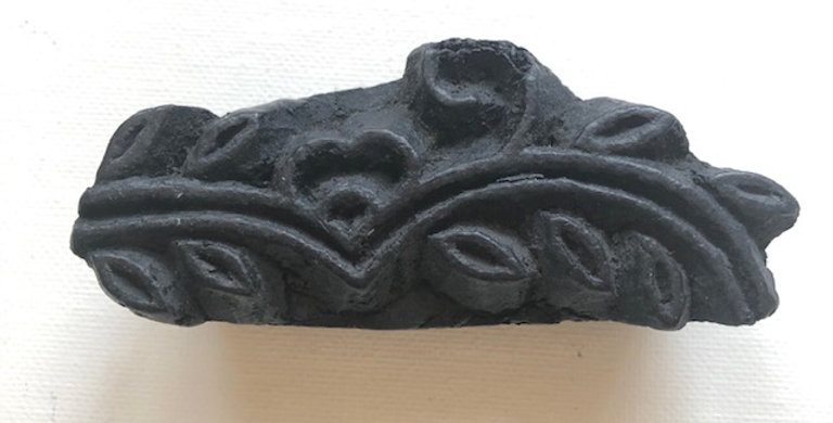 Wood Textile Block
