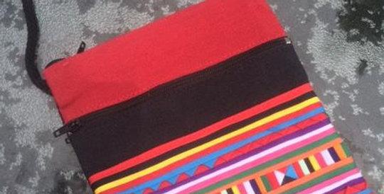 Crossbody Bag in Lisu Tradition