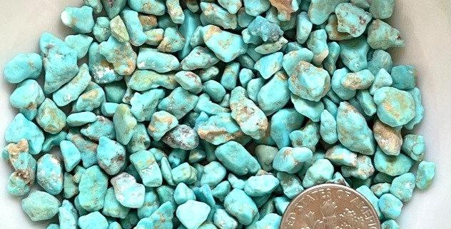 Crushed Turquoise Medium