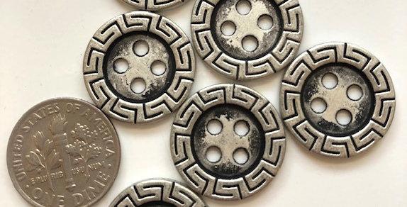 Italian Metal Buttons