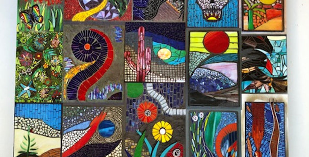 Mosaics with Rosano