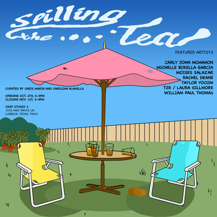 Spilling the Tea Flyer 1