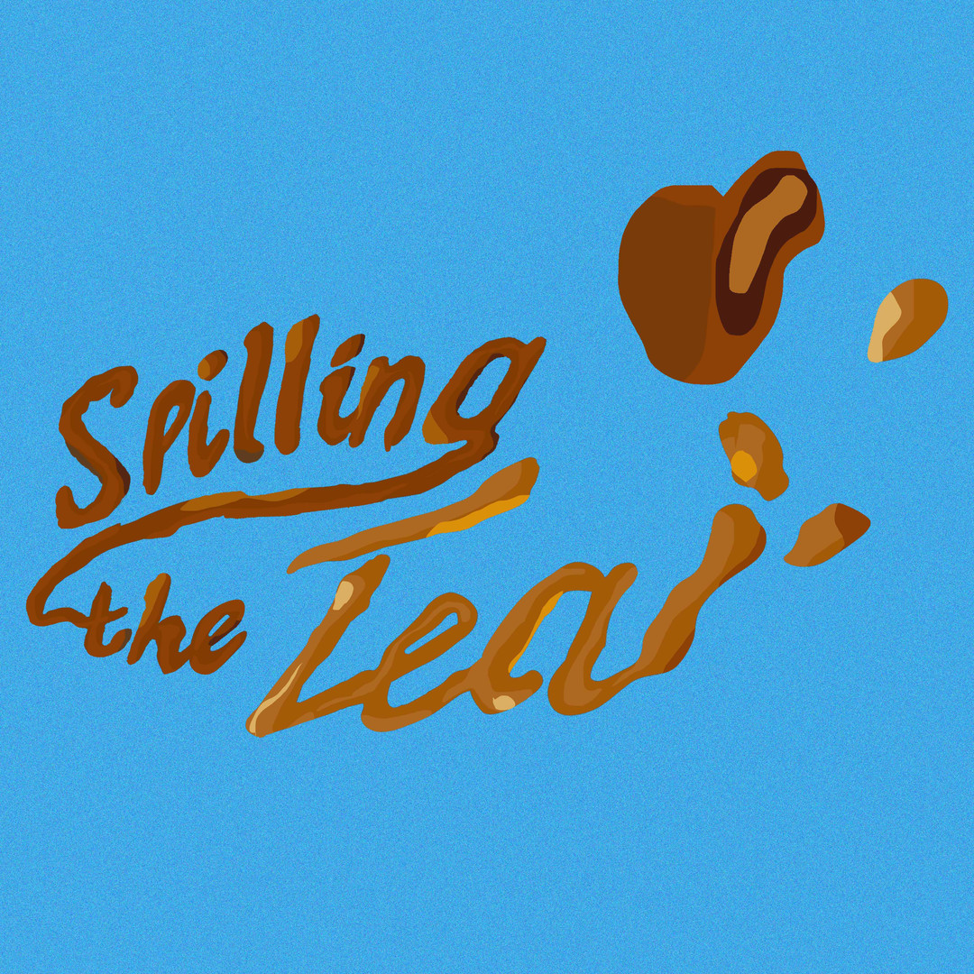 Spilling the Tea Flyer 2