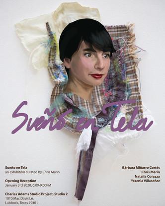 Sueño en Tela Poster: Yesenia Villaseñor