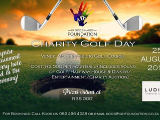 IGH Golf Day - 25 August 2017