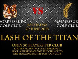 Moorreesburg Tigers Draw First Blood!