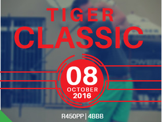 Spar Tiger Classic - 8 October 2016