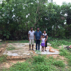 Purchased 6 Plots of Land