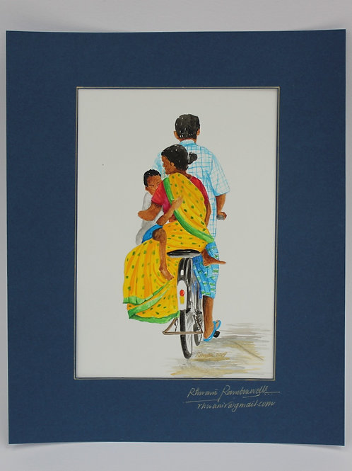'Family Commute'