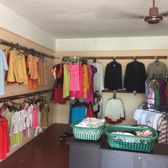 Started DP Second-Hand Stores, Providing Goods and Employment